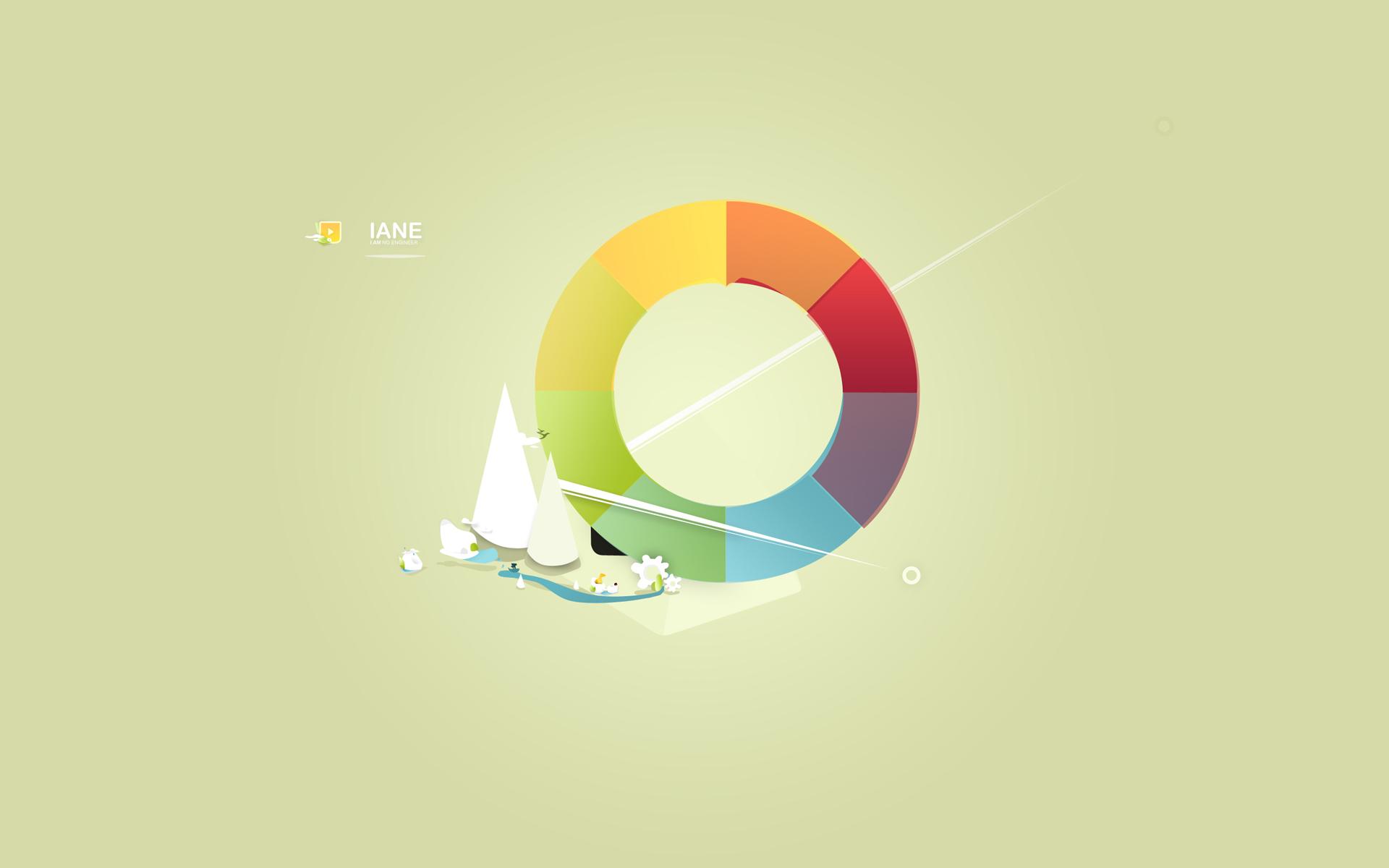 Clean Wallpaper Design : Pics Photos - An Other Clean Wallpaper Design