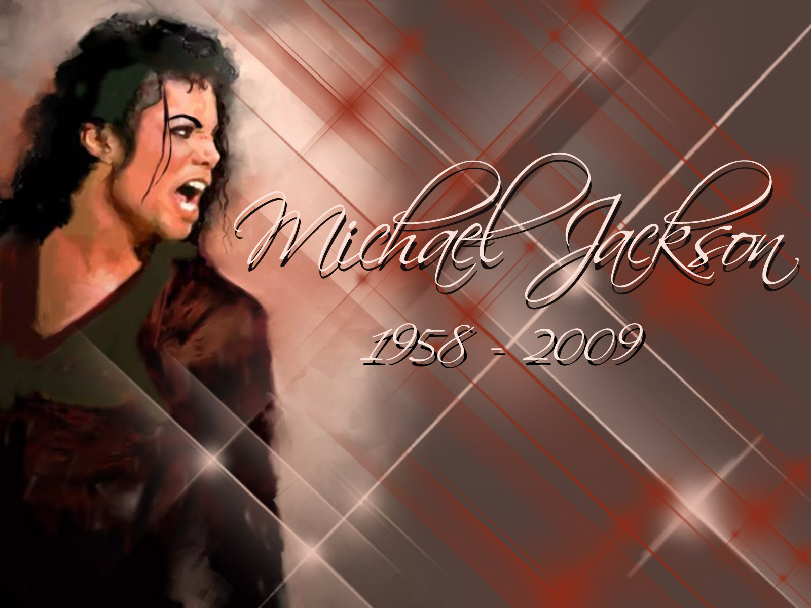 click to free download the wallpaper--Amazing TV Shows Pic, King of Pop, Someone as Great as MJ Will be a Living Presence 1600X1200 free wallpaper download