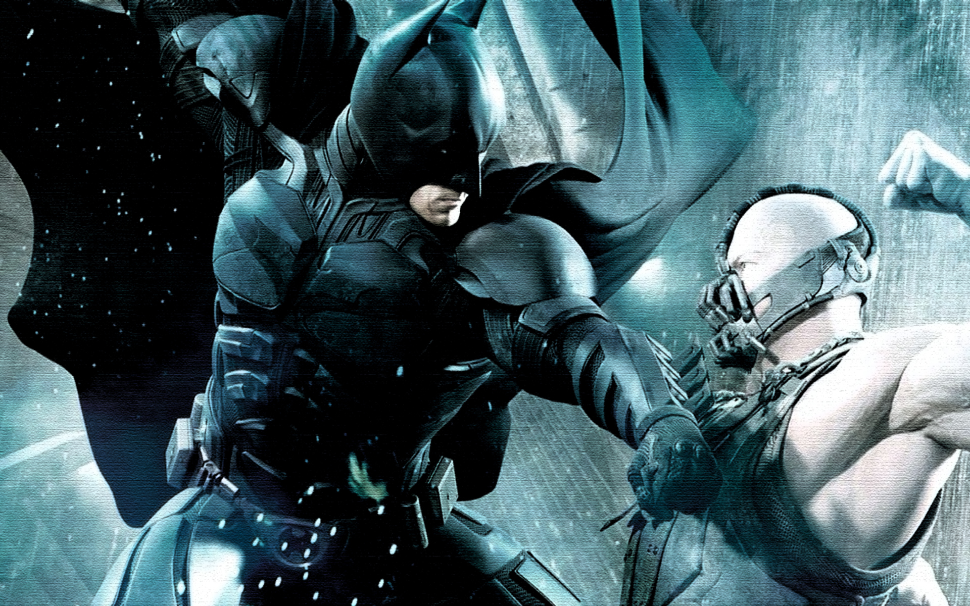 Batman Bane Fight Coming In High Quality And Resolution These Two