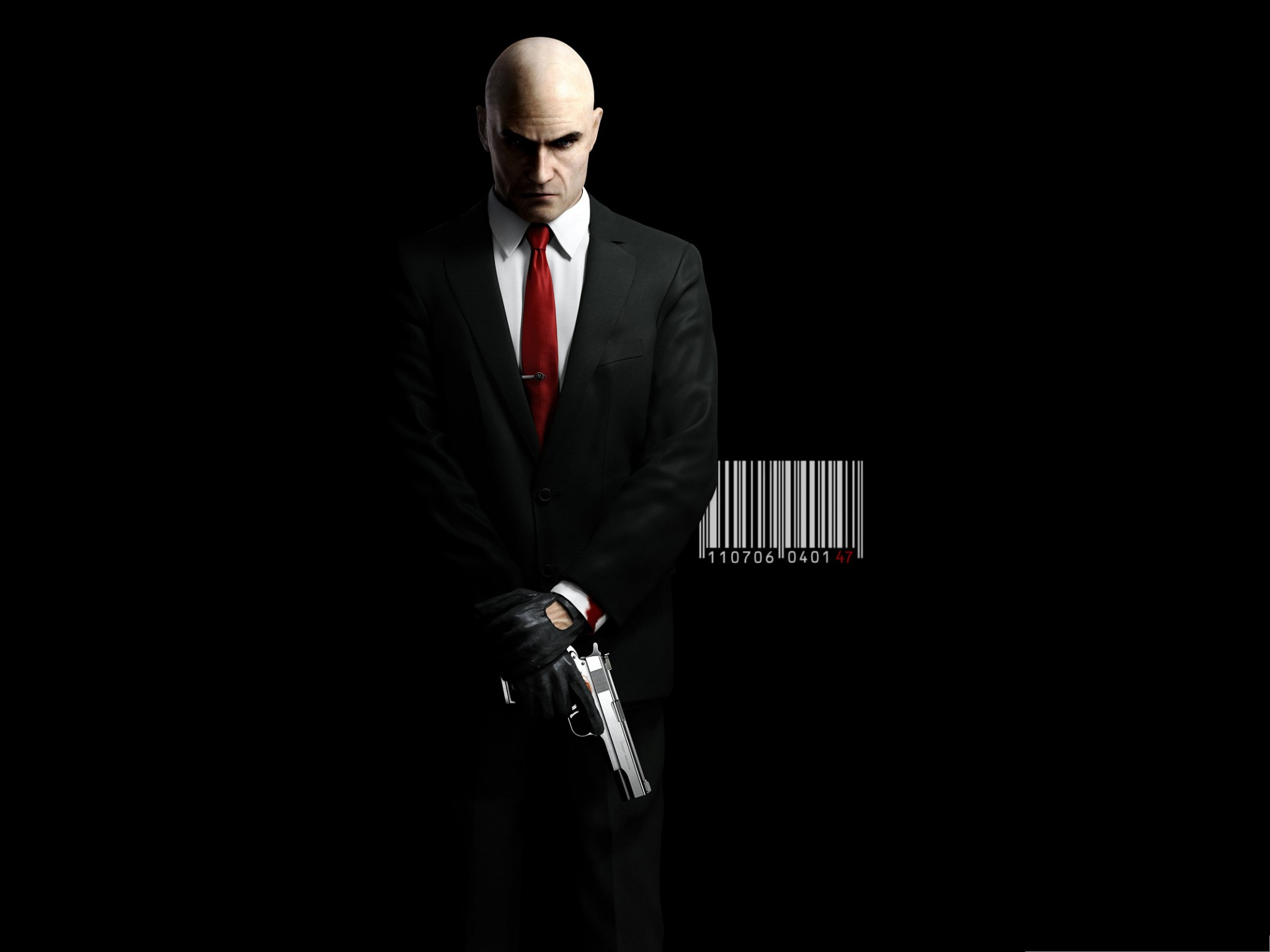 click to free download the wallpaper--Best Games Picture, Serious Hitman, Hard to Beat 2048X1536 free wallpaper download