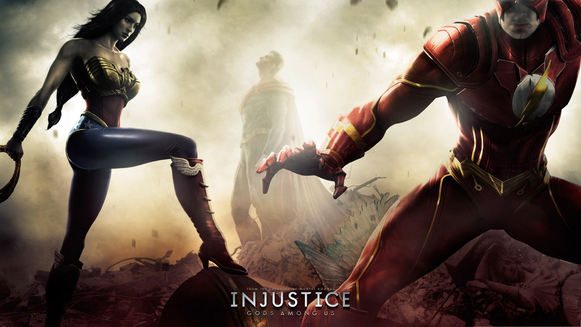 best games wallpaper injustice gods among us sexy wonder