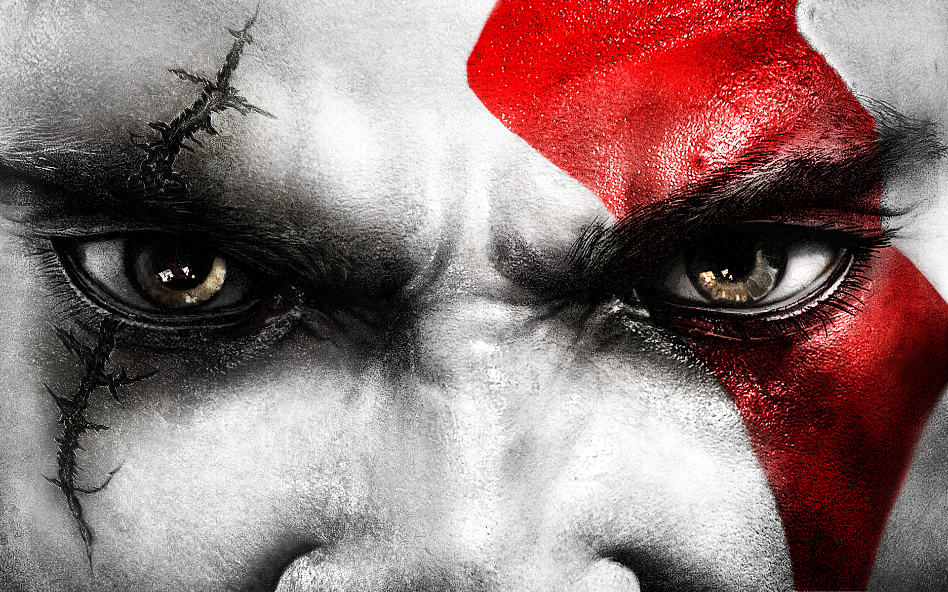 click to free download the wallpaper--Free Download TV & Movies Post - Kratos