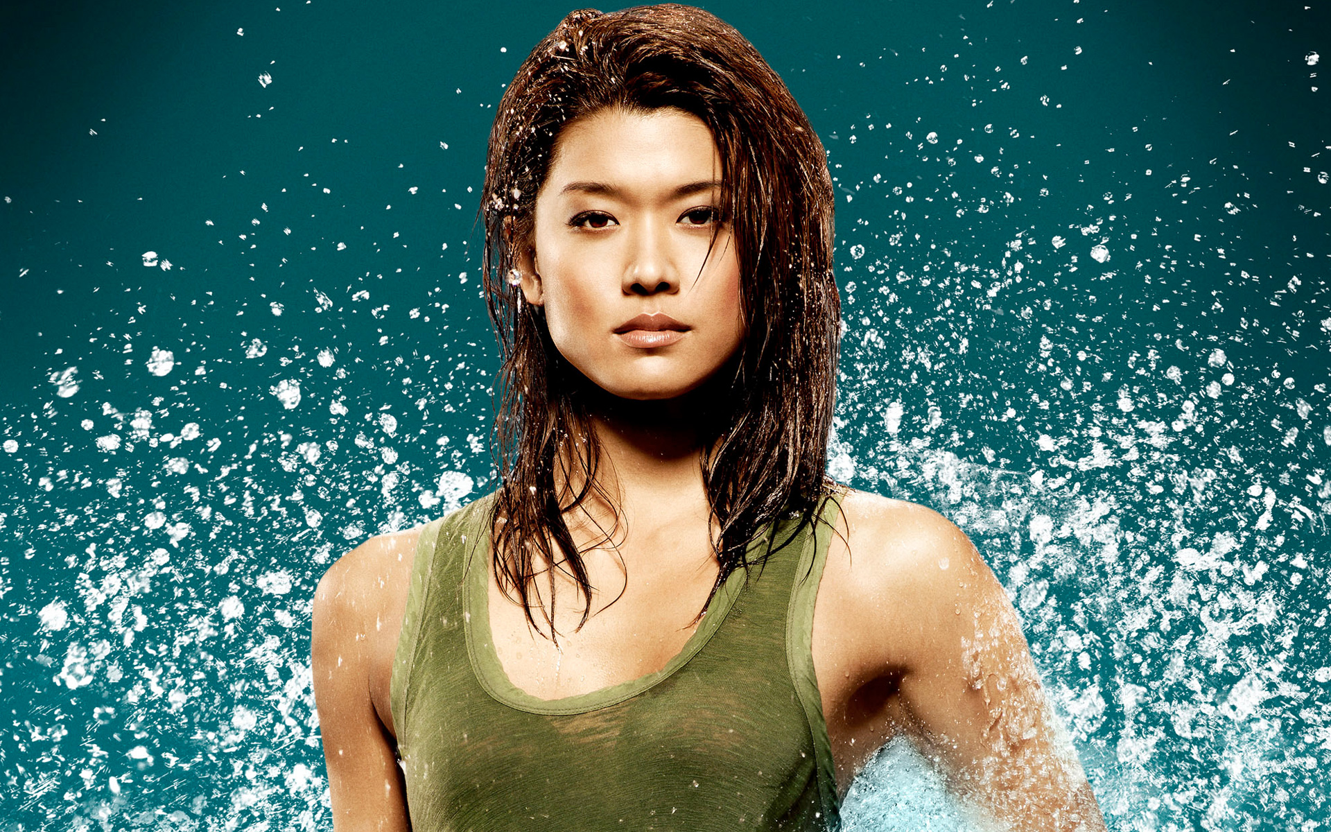 click to free download the wallpaper--Free TV & Movies Post - Grace Park Post in Pixel of 1920x1200, Girl in Cool Eyesight, Great in Look 1920X1200 free wallpaper download