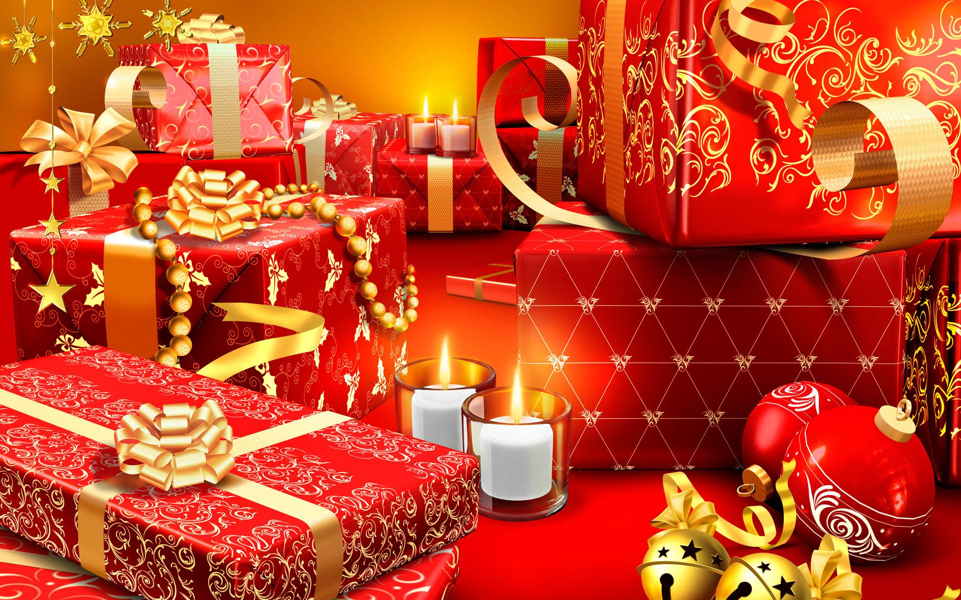 ... christmas presents when christmas is around the corner children will