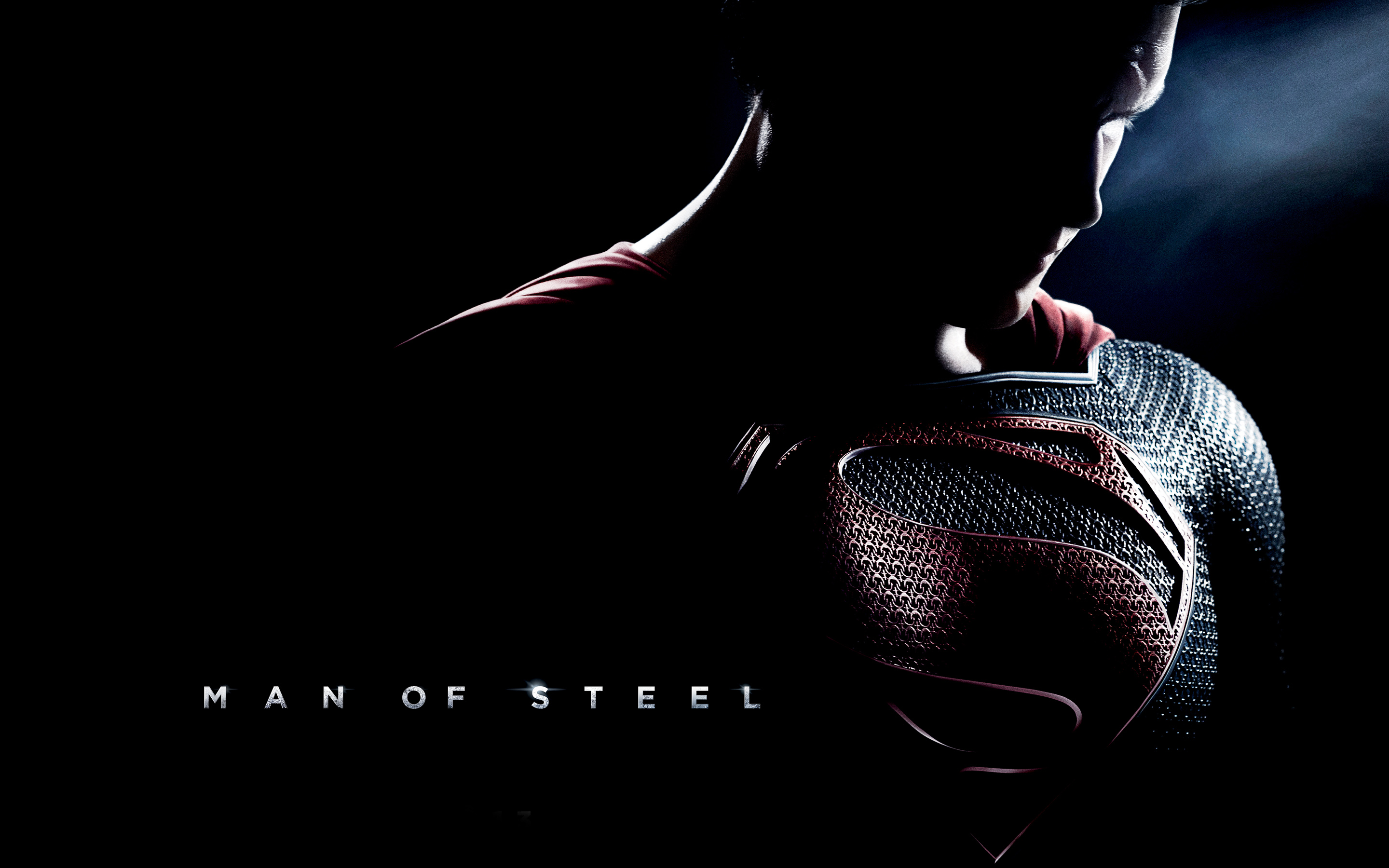 click to free download the wallpaper--Man of Steel Wallpaper Available in 2800x1800 Pixel