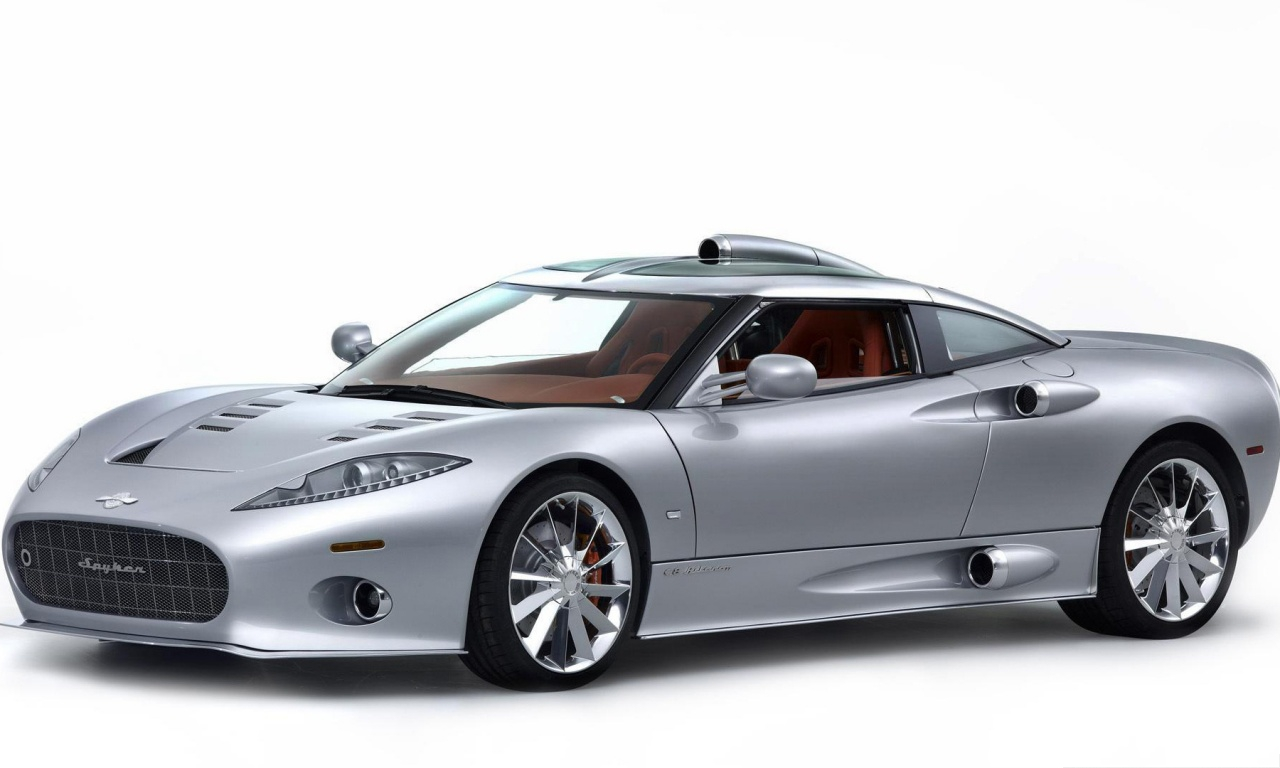 Nice Car Inc >> Super Car Images, Silver Car on White Background, Nice and Impressive 1280X768 free wallpaper ...