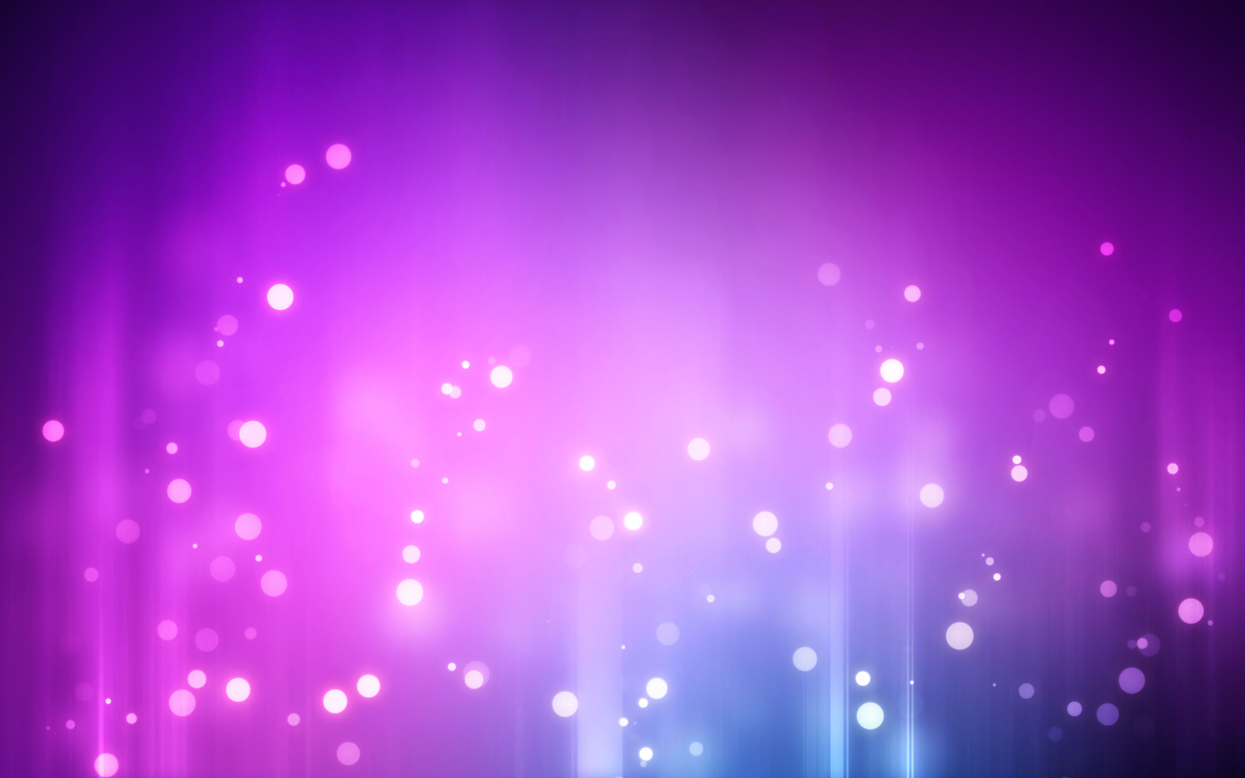 the wallpaper---White Spots in Different Sizes  Background is Purple    Light Purple Wallpaper Design