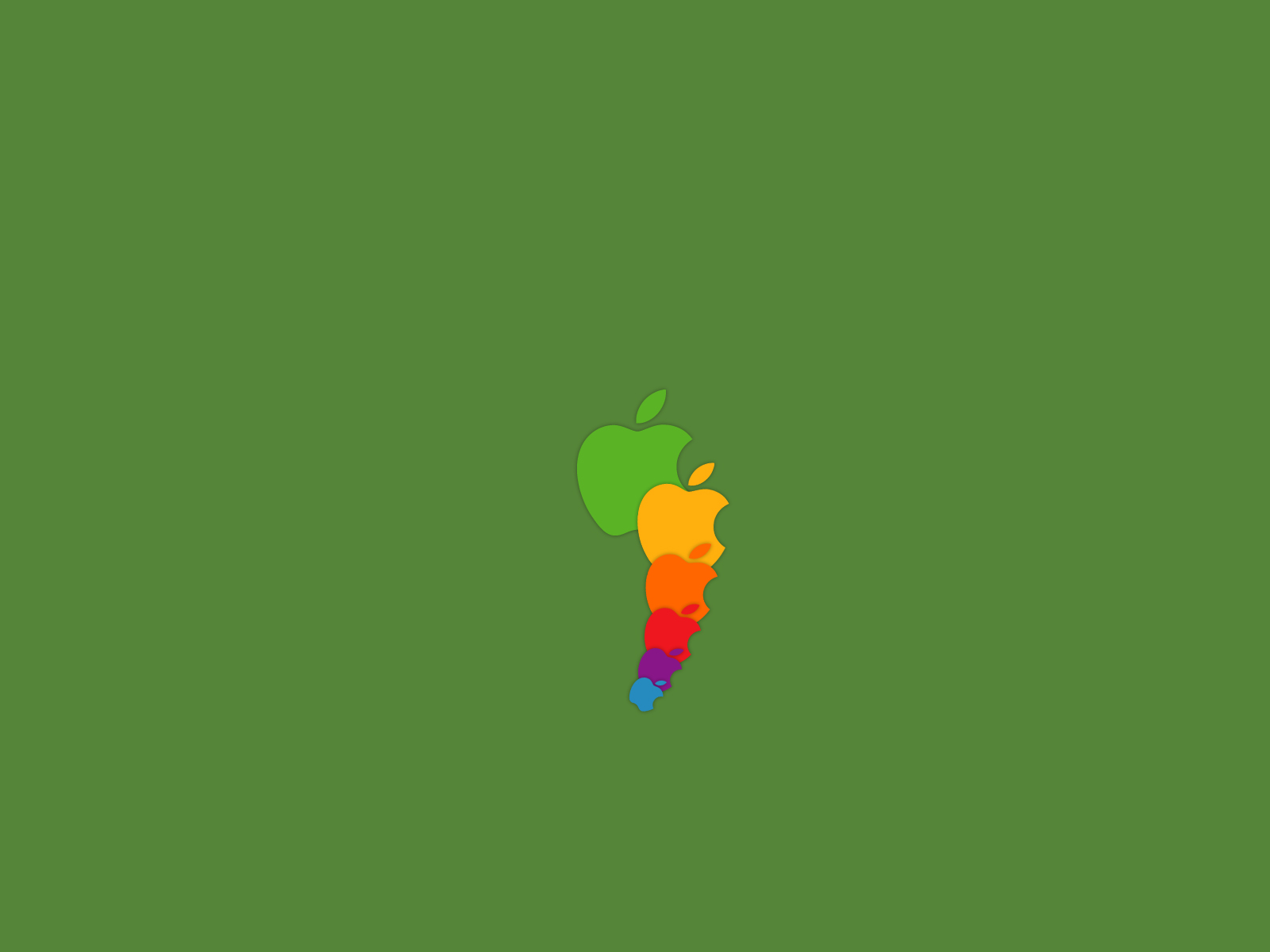 World Known Brand Logos Apple Logo In Different Sizes