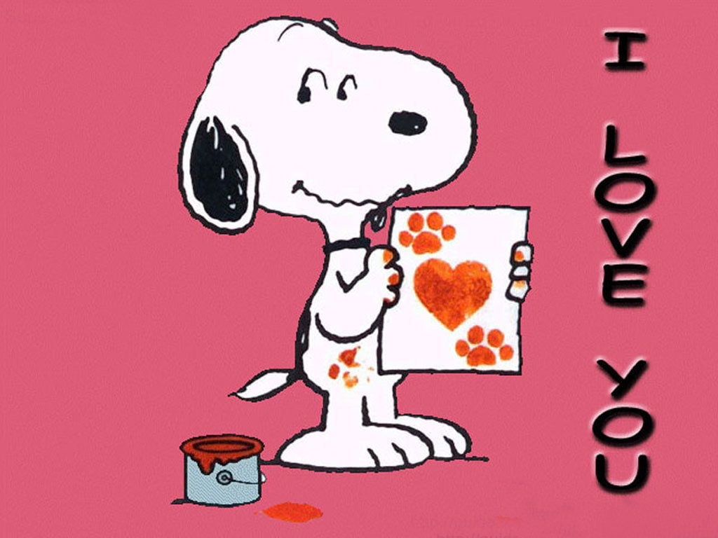 1000 images about charles m schulz love is on - Free snoopy images ...