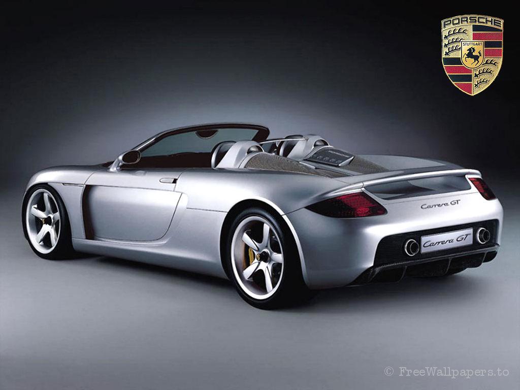 Porsche Car Symbol of a Porsche Car Click to