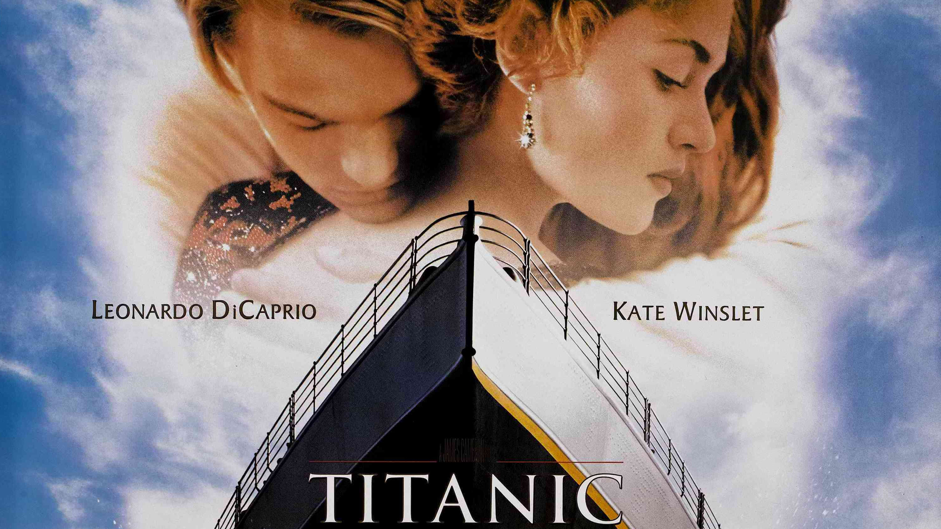 Titanic movie poster for sale