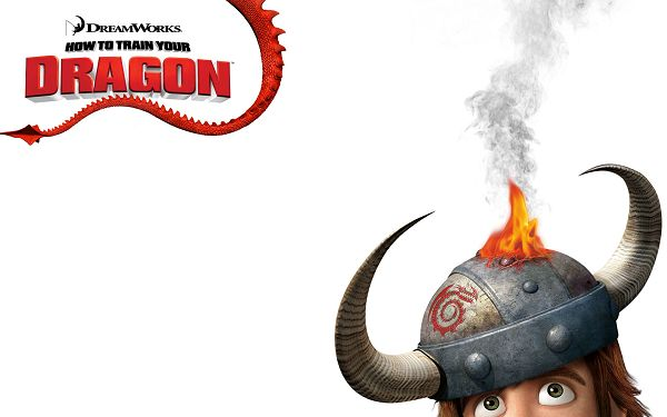 click to free download the wallpaper--2010 How to Train Your Dragon Post in 1920x1200 Pixel, Hat is on Fire, How to Stop This, Let Me Think - TV & Movies Post