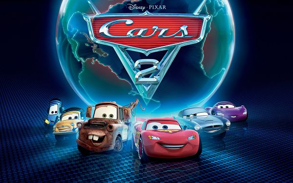 2011 Cars 2 Post in 2560x1600 Pixel, All the Cars Are Colorful and Attractive, Shall Gain Your Device Color and Great Look - TV & Movies Post