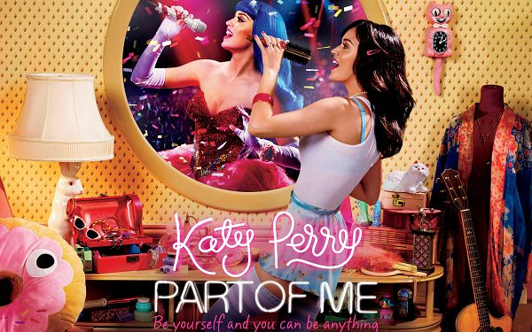 click to free download the wallpaper--2012 Katy Perry Part of Me Post in Pixel of 3500x2188, With Certain Skills and Effort, You Can be Anything You Hope to be - TV & Movies Post
