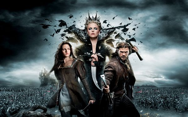 click to free download the wallpaper--2012 Snow White & The Huntsman in 1920x1200 Pixel, Snow White is Beautiful and Brave, She Will Get What She Wants - TV & Movies Wallpaper