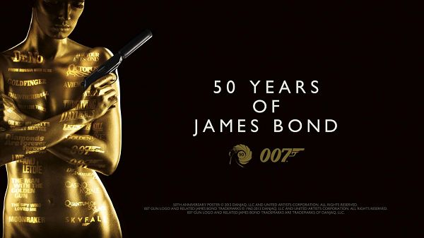 50 Years of James Bond Available in 1920x1080 Pixel, Is the Golden Statue the Bond Girl? The Sery is a Miracle in Movie History - TV & Movies Wallpaper