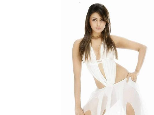 Aarti Chhabria HD Post in Pixel of 1024x768, a Beautiful Girl in Simple White Dress, She Shall be Impressive and Fit - TV & Movies Post