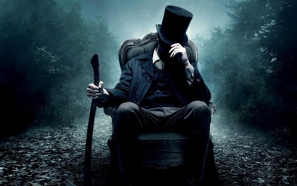 Abraham Lincoln Vampire Hunter in 2560x1600 Pixel, the Man Won't Easily Let One Vampire Go, He is Good at This - TV & Movies Wallpaper