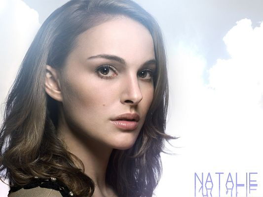 Actress Pictures Hot, Natalie Portman Poster, Never Miss the Great Beauty