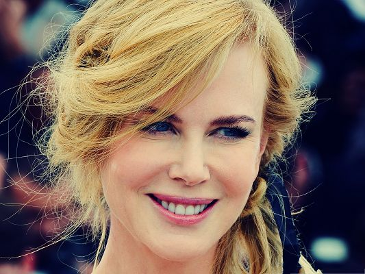 click to free download the wallpaper--Actress Pictures Hot, Nicole Kidman, What an Impressive Lady!