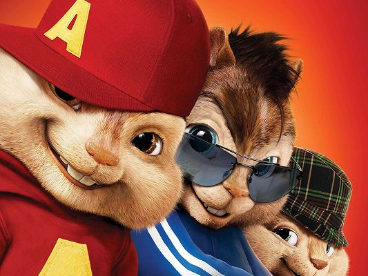 Alvin and the Chipmunks Squeakquel Poster Available in Pixel of 1920x1440, All Guys in Funny Facial Expression, Make One Burst Into Laughter - TV & Movies Post