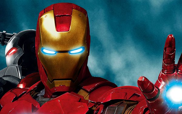 Amazing Iron Man 2 Post in 2560x1600 Pixel, an Activated Robot, is Fully Ready to Fight, He Will Grow to be a Leader - TV & Movies Post