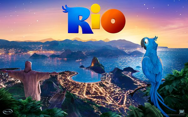 Amazing Rio Movie Post in 1920x1200 Pixel, Stretch Your Arms to Embrace a Better Tomorrow, Enjoy Your Days! - TV & Movies Post