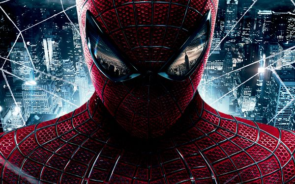 Amazing Spider-Man New in 4000x2500 Pixel, Large Enough to be a Great Fit, His Eyes Reveal All Tall Buildings - TV & Movies Wallpaper
