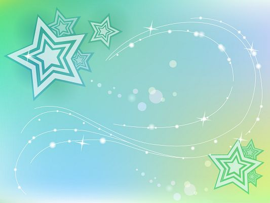 click to free download the wallpaper--Background Wide Wallpaper - Colorful Stars Setting, Add Your Device Shinning Look
