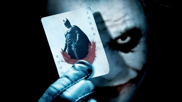 Batman Joker Card in 1920x1080 Pixel, Joker is Bitter and Cruel, Yet Heath Ledger Acts Them Out Fully, a Pity for Him - TV & Movies Wallpaper