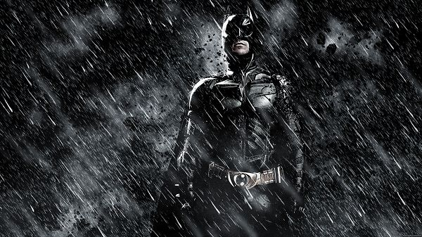 Batman in The Dark Knight Rises Available in 1920x1080 Pixel, Man Caught in a Heavy Rain at Night, Willing to Stay - TV & Movies Wallpaper