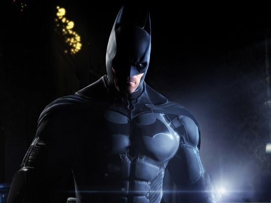 click to free download the wallpaper--Best Films Post, Batman Arkham Origins, the Tough Hero