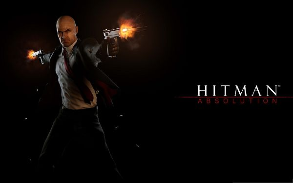 click to free download the wallpaper--Best Games Picture, Hitman Absolution, Great Shooter and Killer