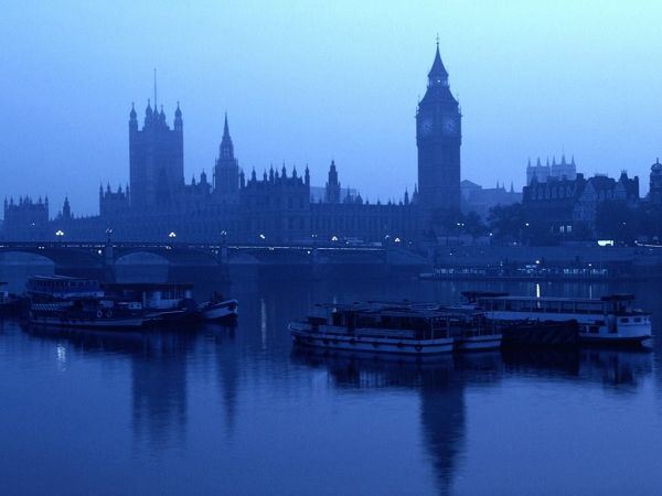 Big Ben in London ,click to download