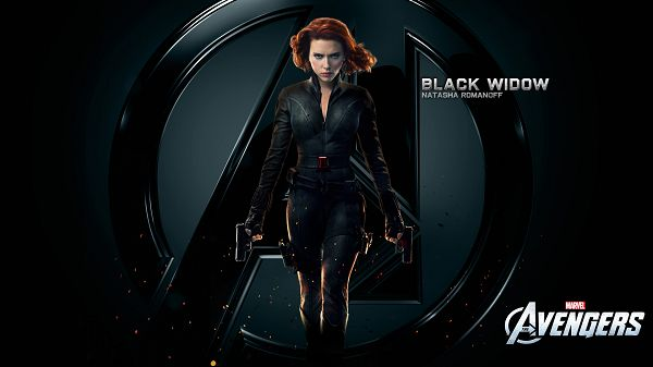 Black Widow Natasha Romanoff in 1920x1080 Pixel, Determination and Toughness Are Easily Seen, Someone Will Have to Pay High Price - TV & Movies Wallpaper