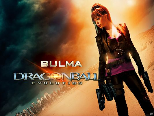 Bulma Dragon Ball HD Post Available in 1600x1200 Pixel, a Cool and Sexy Girl, She is Looking Good and Shall Quite Fit - TV & Movies Post