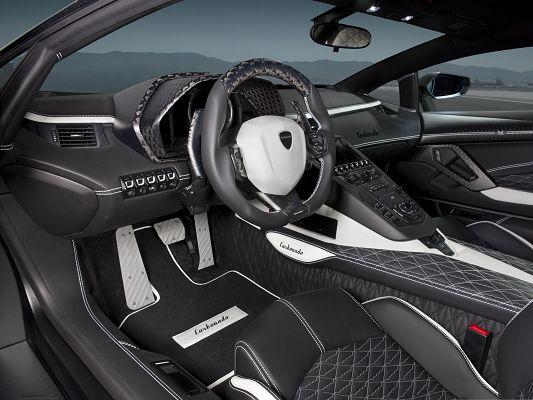 Car interior wallpaper lamborghini aventador lp700 - Lamborghini aventador interior wallpaper ...