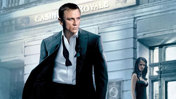 click to free download the wallpaper--Casino Royale in 1920x1080 Pixel, the Cool and Handsome Guy, Girls, Take Care of Yourself When You Are With Him - TV & Movies Wallpaper