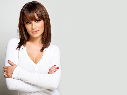 Cheryl Tweedy HD Post in Pixel of 1920x1440, Silent and Quiet As She is, the Girl Seems Shinning and Attarctive, She is That Magic - TV & Movies Post