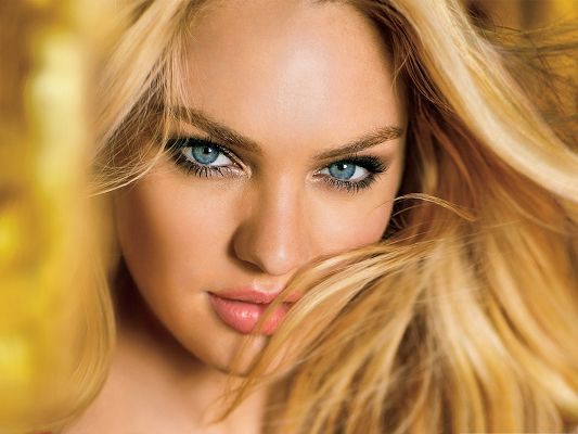 click to free download the wallpaper--Computer Background Wallpaper, Candice Swanepoel 2013, the Blonde Beauty