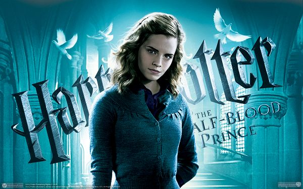 click to free download the wallpaper--Emma Watson Post in Half Blood Prince in 1920x1200 Pixel, the Girl is Indeed Hard to Believe, Make Sure You Don't Fight Against Her - TV & Movies Post