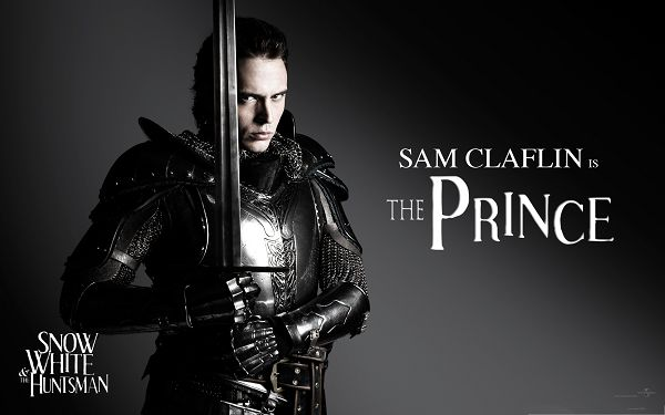 click to free download the wallpaper--Fantacy Movie Posts, Snow White And The HuntsMan, the Handsome Prince