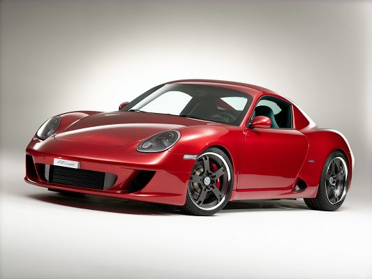 click to free download the wallpaper--Free Cars Wallpaper, RK Coupe, Like Porsche Cayman in Outlook