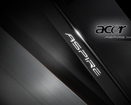 click to free download the wallpaper--Free Post of Brands, Acer Aspire Series Generating Gray Light, Are Looking Good and Impressive