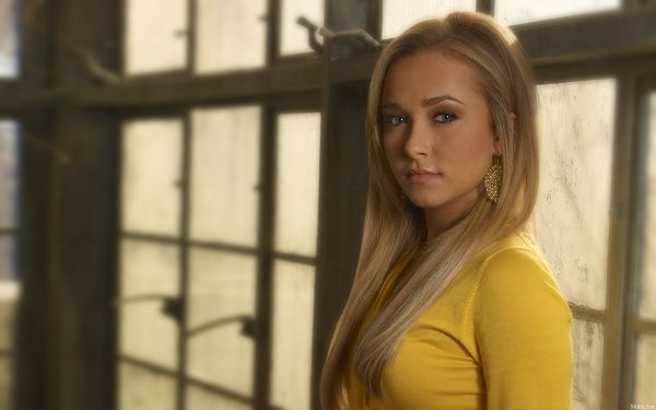 Free TV & Movies Picture - Hayden Panettiere Post in Pixel of 1920x1200, Girl in Blonde Hair, She is Too Good to be True