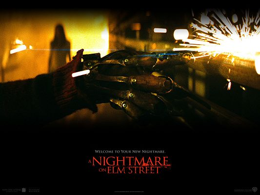 Free TV & Movies Posts, A Nightmare on Elm Street, Girls, be Careful at Night