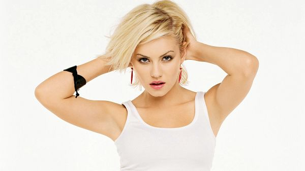 Free Scenery Wallpaper - Includes Elisha Cuthbert, a Must Have for Her Fan!