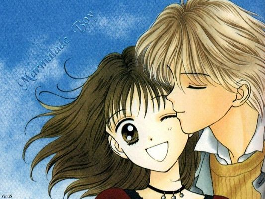 Free Wallpaper - Includes a Girl and Her Pretty Boy, the Best Symbol of Love!,click to download