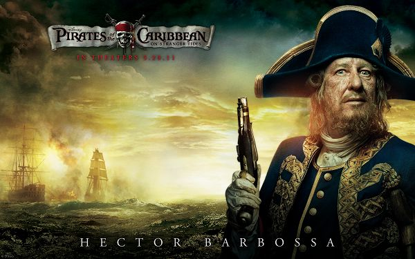 click to free download the wallpaper--Geoffrey Rush Post in Pirates Of The Caribbean 4 in 1920x1200 Pixel, an Old and Tough to Beat Guy, Mind Your Safety - TV & Movies Post