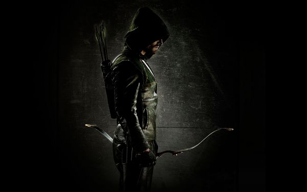click to free download the wallpaper--Green Arrow in 4800x3000 Pixel, a Great-Looking and Cool Guy that Shall Fit Various Devices - TV & Movies Wallpaper